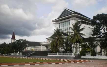 Suasana Kantor Gubernur Maluku